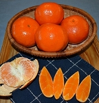 Fallglo Tangerines and Ruby Red Grapefruit