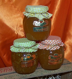 Tropical Jellies and Marmalades - 4 Jar Selection